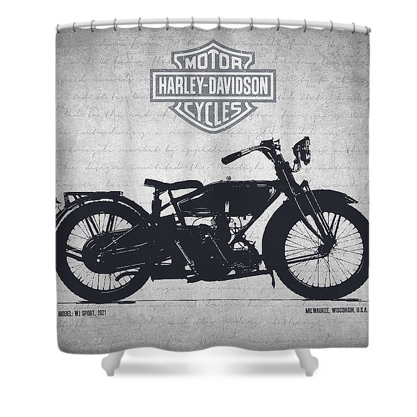 Half Size Shower Curtain Harley-Davidson Wall Mirrors Sale