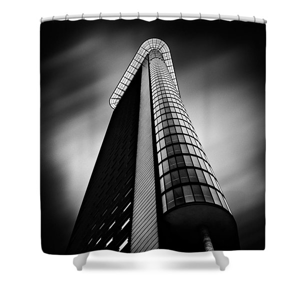 Het Strijkijzer Shower Curtain by Dave Bowman