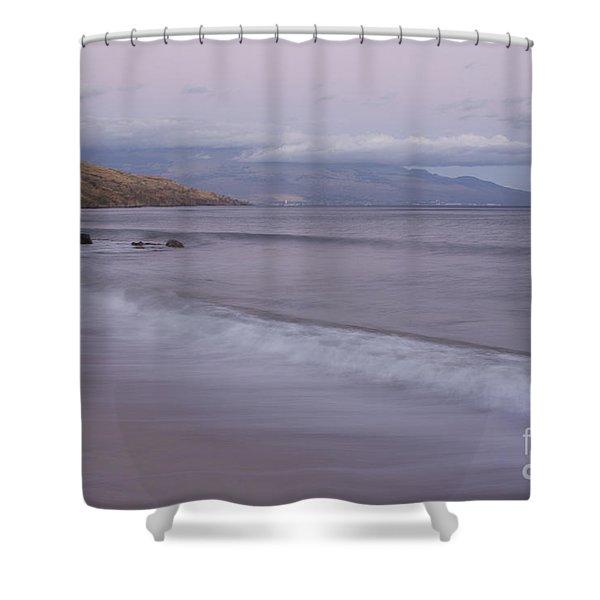 Hoku Hookele Waa O Papalaua Shower Curtain by Sharon Mau
