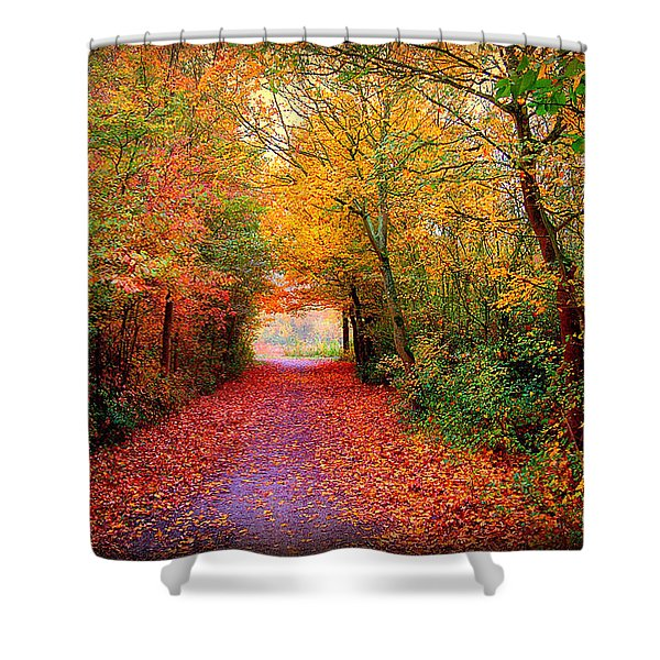 Hope Shower Curtain by Photodream Art