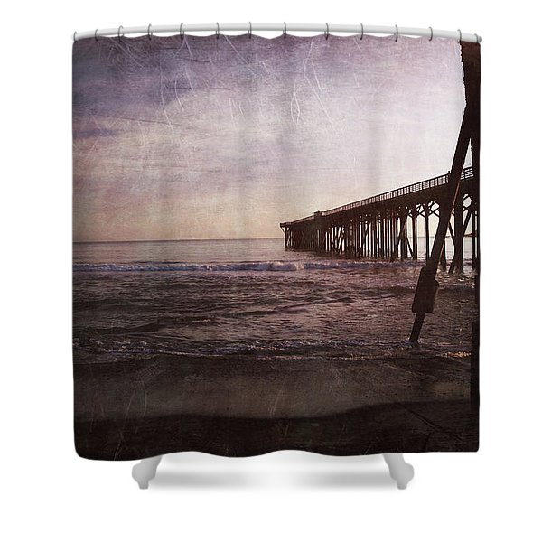 In My Dreams I'm Always With You Shower Curtain by Laurie Search