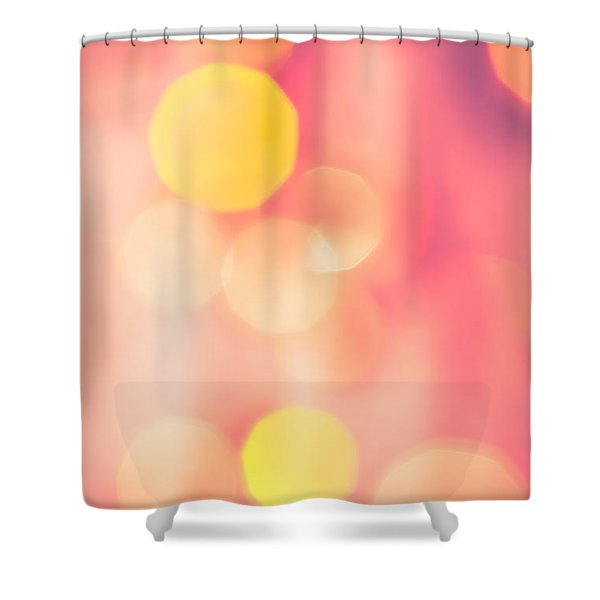Let's Party Shower Curtain by Jan Bickerton