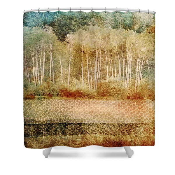Loss of Memory Shower Curtain by Tara Turner