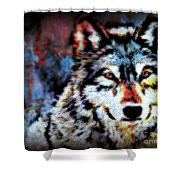 Maternal Shower Curtain by WBK