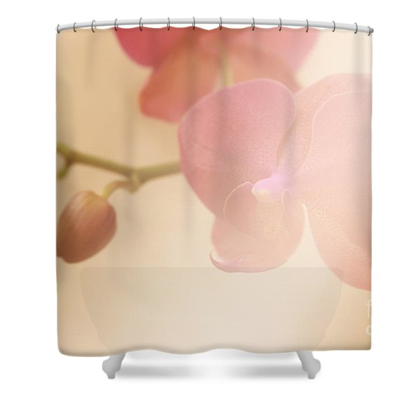 Na Pua Nani Ke Aloha Shower Curtain by Sharon Mau