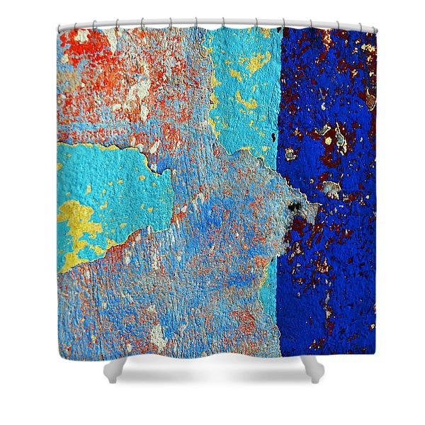 Occupation Shower Curtain by Skip Hunt