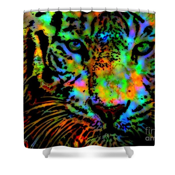 Oz Shower Curtain by WBK