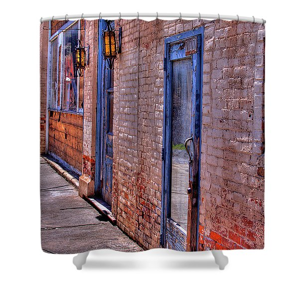 Palouse Wall Shower Curtain by David Patterson