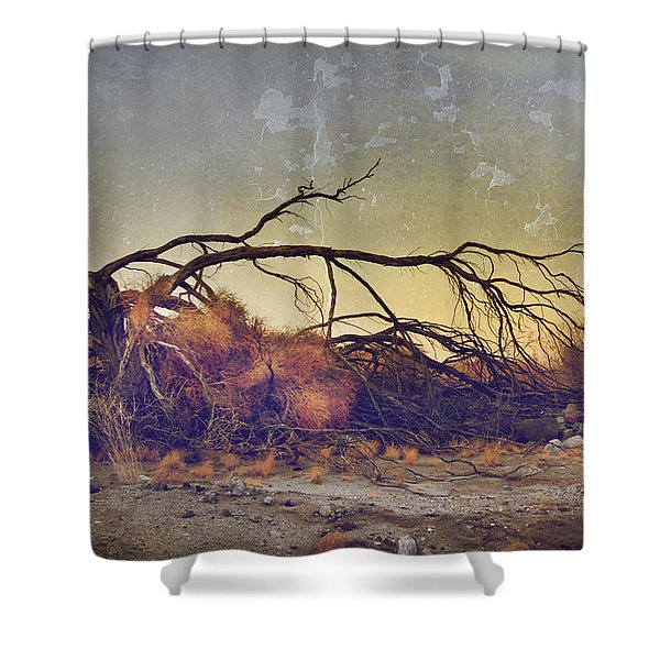 Pleading For Life Shower Curtain by Laurie Search
