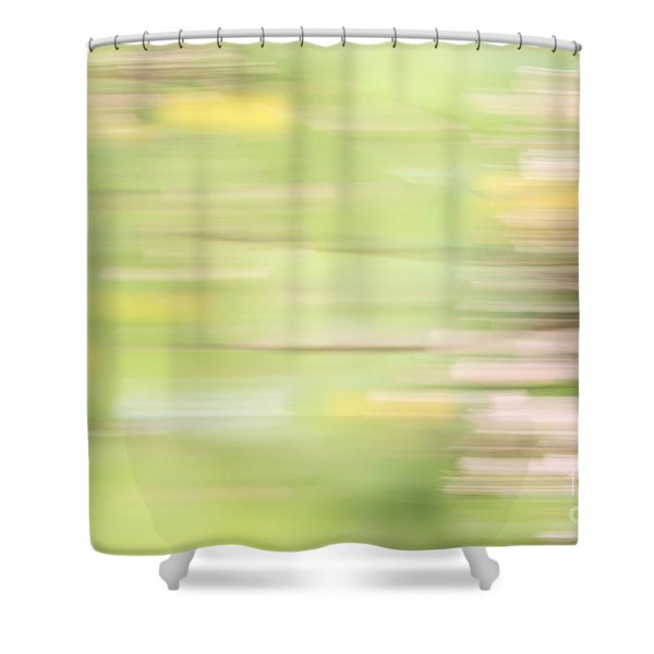 Rectangulism - s04a Shower Curtain by Variance Collections