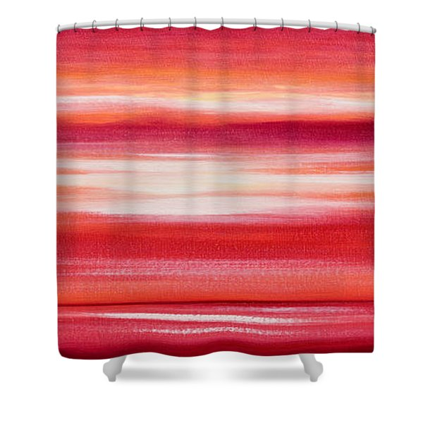 Beautiful shower curtains with images of original oil paintings by ...