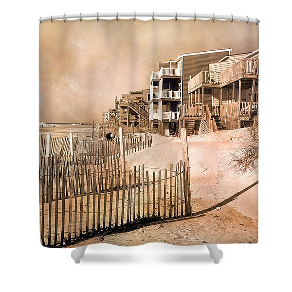 Remembering the Days Shower Curtain by Betsy C  Knapp