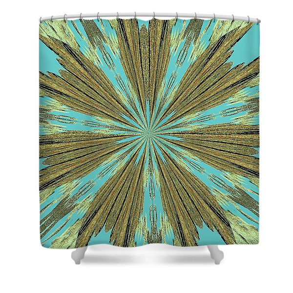 Star Bright Shower Curtain by Diana Chason