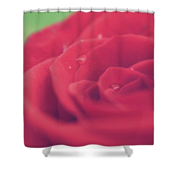 Tears of Love Shower Curtain by Laurie Search