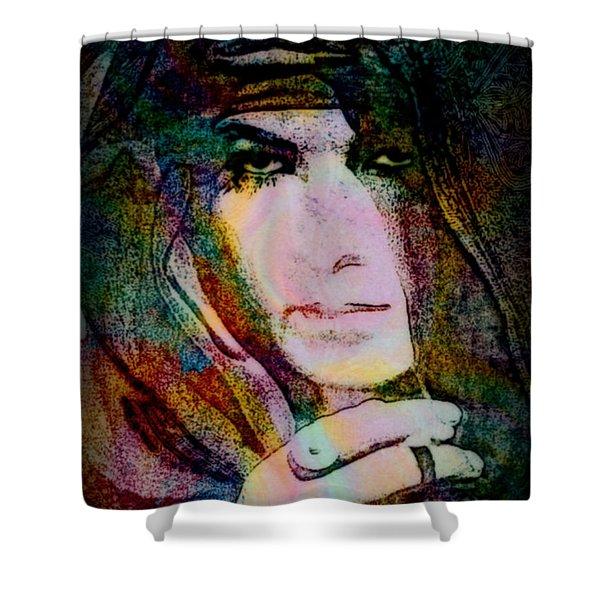 Valentino Shower Curtain by WBK