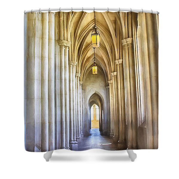 Kim Hojnacki Shower Curtains for Sale