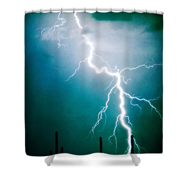Way To Close For Comfort Shower Curtain by James BO  Insogna