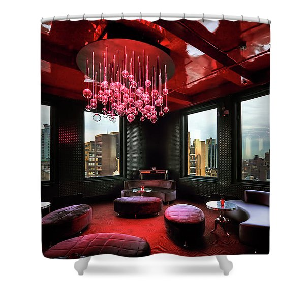 Windows Of The World Shower Curtain by Evelina Kremsdorf