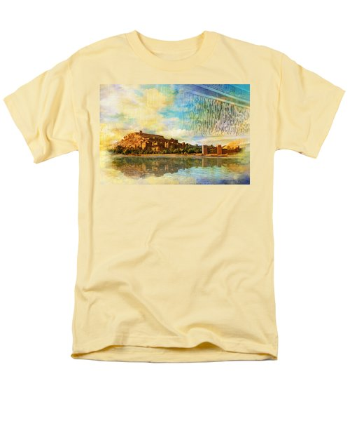 Ait Benhaddou  T-Shirt by Catf