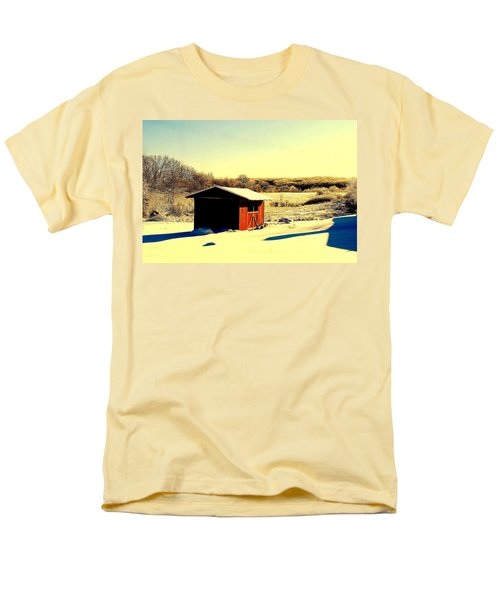 Black and Color T-Shirt by Frozen in Time Fine Art Photography