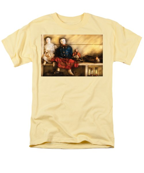 Children - Toys - Assorted Dolls T-Shirt by Mike Savad