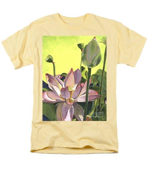 Citron Lotus 2 T-Shirt by Debbie DeWitt