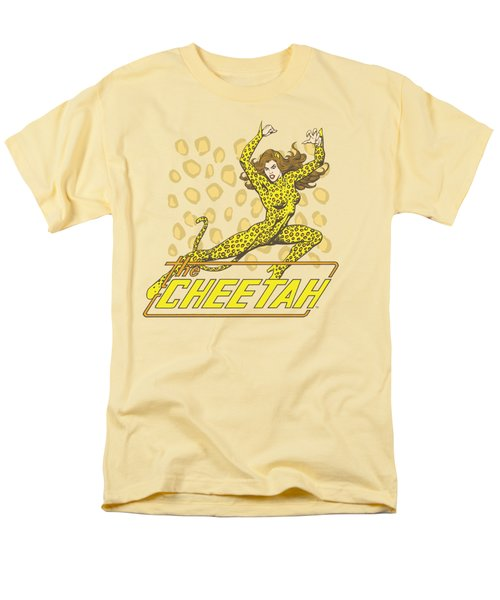 Dc - The Cheetah Men's T-Shirt  (Regular Fit) by Brand A