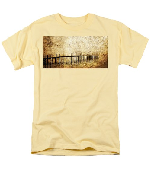 Dock T-Shirt by Skip Nall