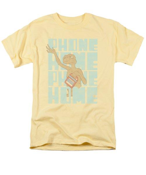 Et - Dropped Calls Men's T-Shirt  (Regular Fit) by Brand A