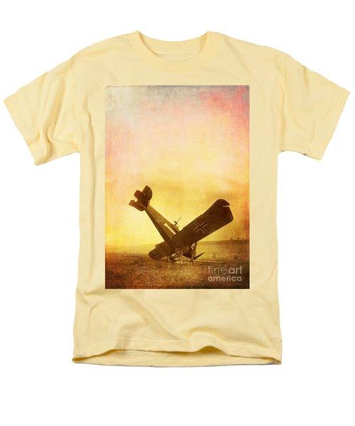 Hard Landing T-Shirt by Edward Fielding