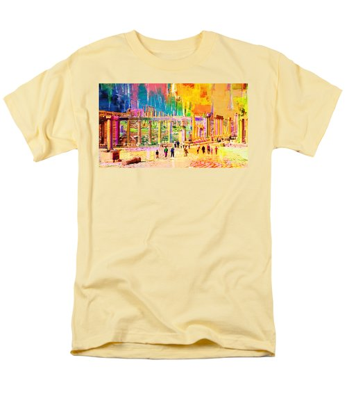 Jordan 01 T-Shirt by Catf