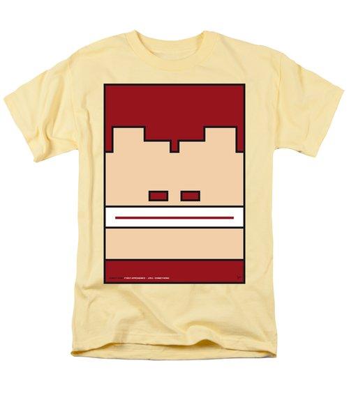 MY MARIOBROS FIG 03 MINIMAL POSTER T-Shirt by Chungkong Art