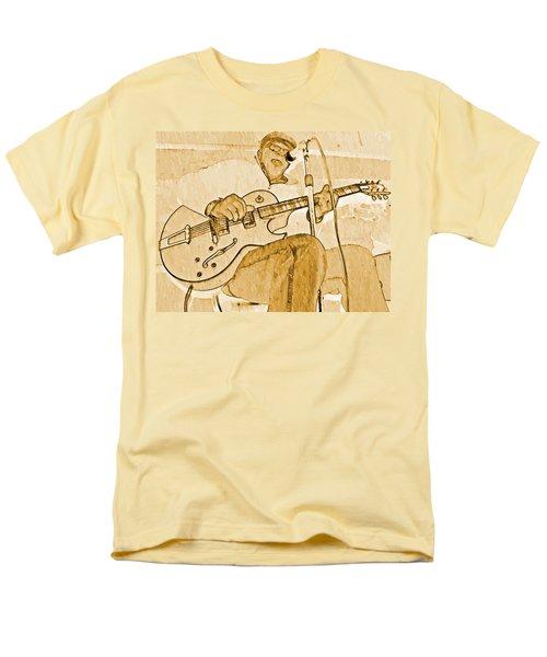 Open Jam T-Shirt by Chris Berry