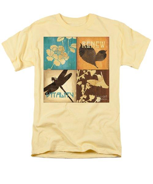 Organic Nature 4 T-Shirt by Debbie DeWitt