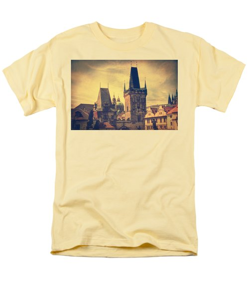 Praha T-Shirt by Taylan Soyturk