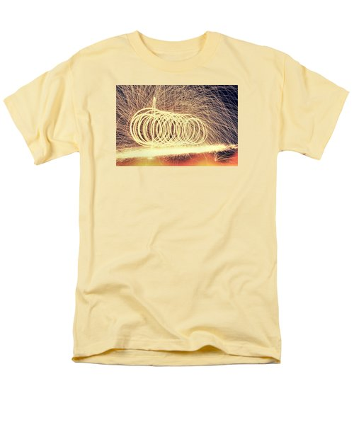 Sparks Men's T-Shirt  (Regular Fit) by Dan Sproul