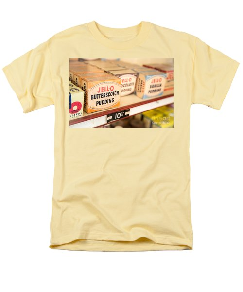 Vintage Jell-O Butterscotch Pudding T-Shirt by Edward Fielding