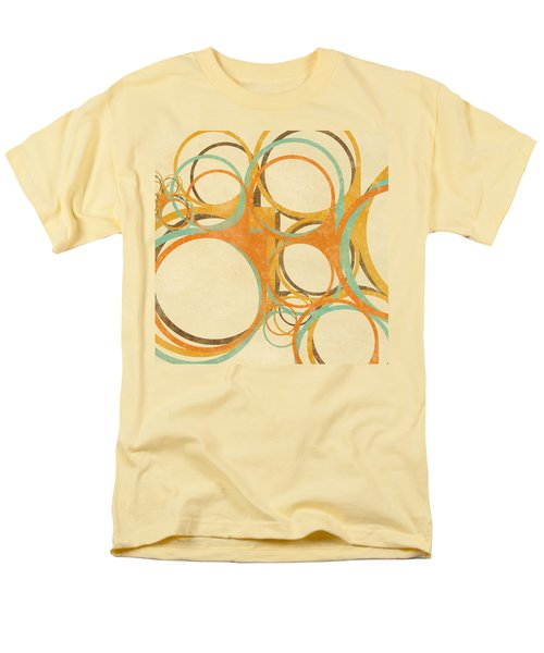 abstract circle T-Shirt by Setsiri Silapasuwanchai