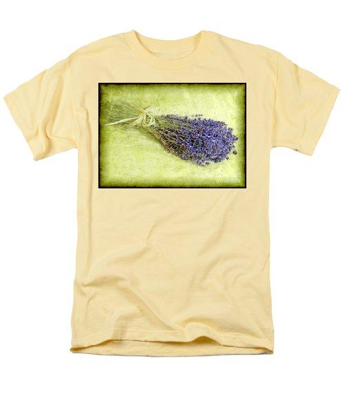 A Spray of Lavender T-Shirt by Judi Bagwell
