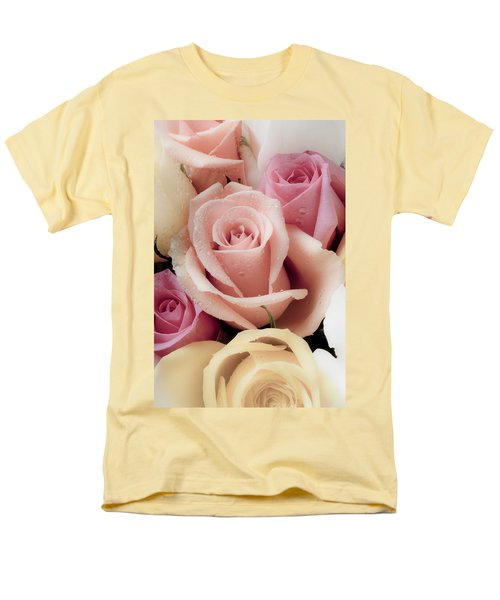 Beautiful Roses T-Shirt by Garry Gay
