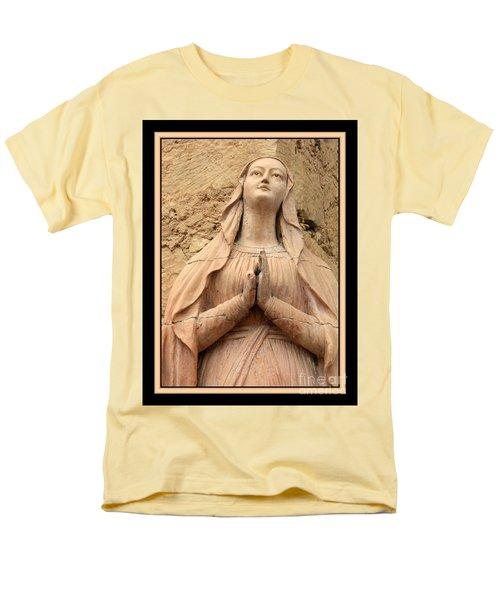 Mary's Prayers T-Shirt by Carol Groenen