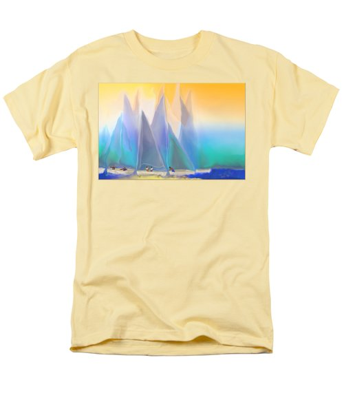 SMOOTH SAILING T-Shirt by Mathilde Vhargon