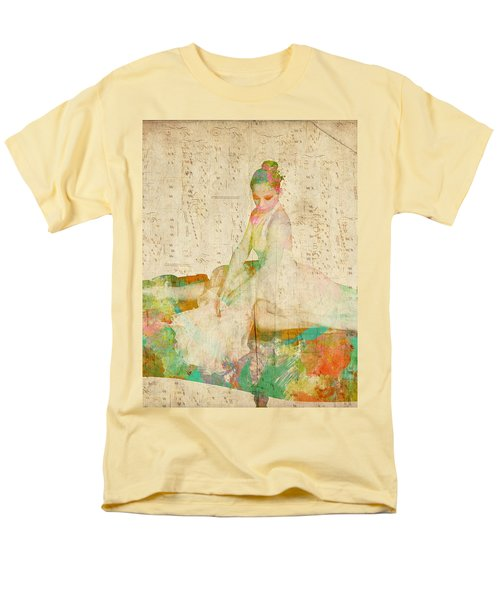 88 Keys to Her Heart T-Shirt by Nikki Smith