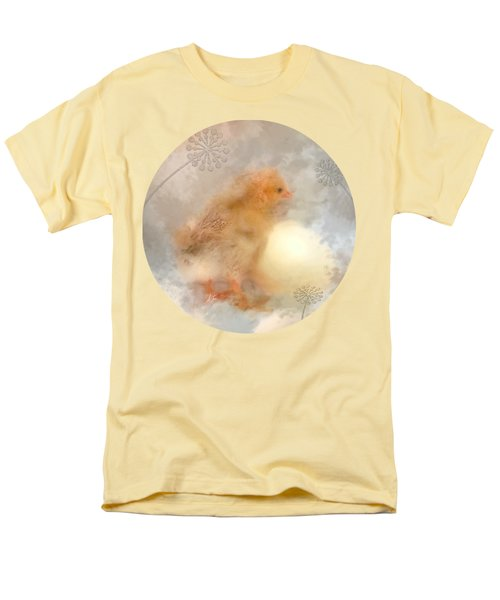 Anticipation  Men's T-Shirt  (Regular Fit) by Anita Faye