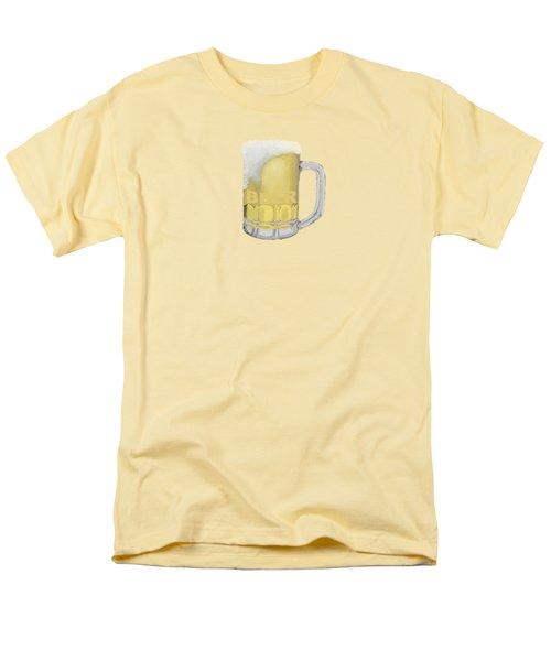 Beer Men's T-Shirt  (Regular Fit) by Priscilla Wolfe