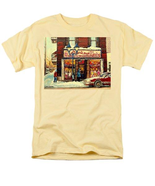 LINGERIE ROUGE DESIRE T-Shirt by CAROLE SPANDAU