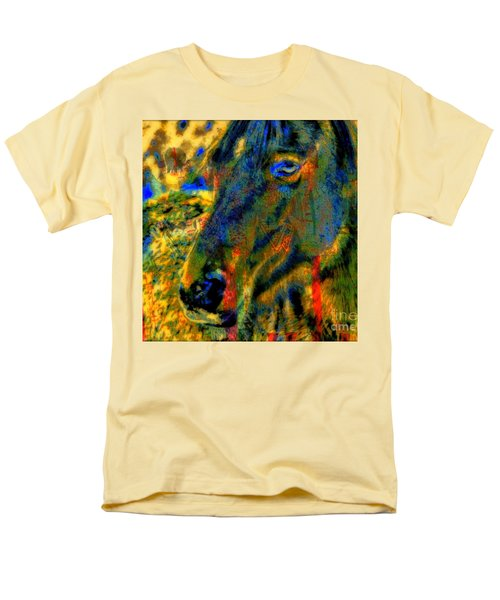 Mustang, A Tribute to Hidalgo T-Shirt by WBK