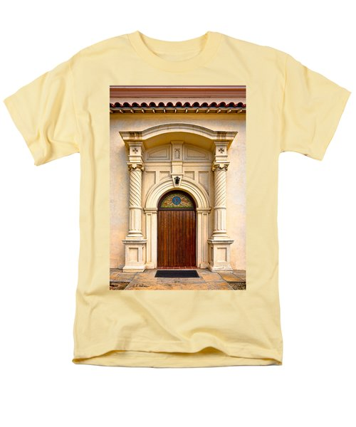 Ornate Entrance T-Shirt by Christopher Holmes