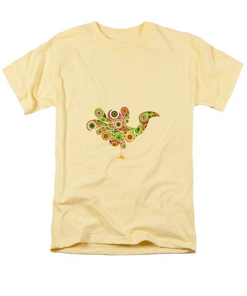 Peafowl Men's T-Shirt  (Regular Fit) by Bekare Creative