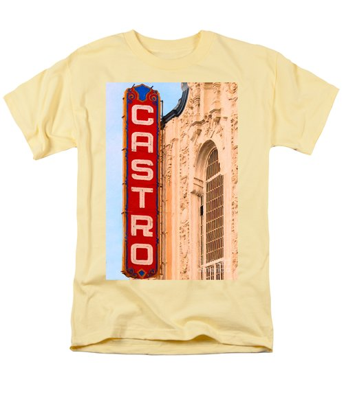 San Francisco Castro Theater T-Shirt by Wingsdomain Art and Photography